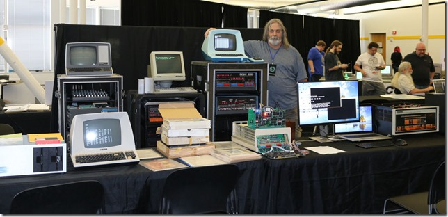 Me and my S100 Collection at VCF West 2017