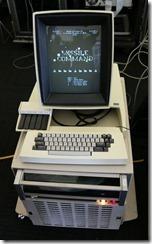 Xerox Alto Missle Command
